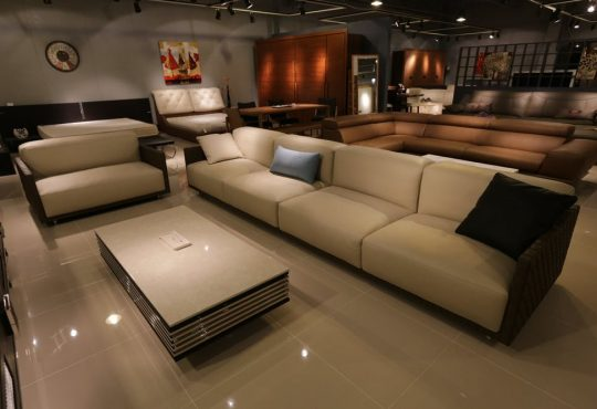 Italian furniture store